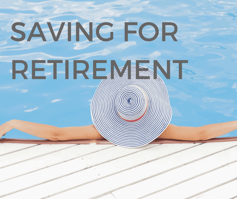 Saving for retirement advice