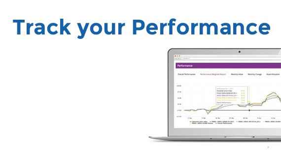 wealth platform track your performance