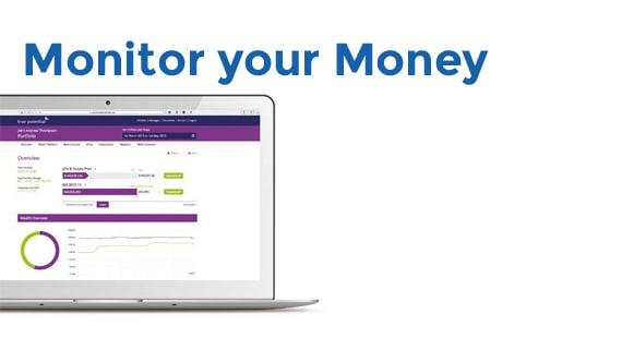 wealth platform monitor your money