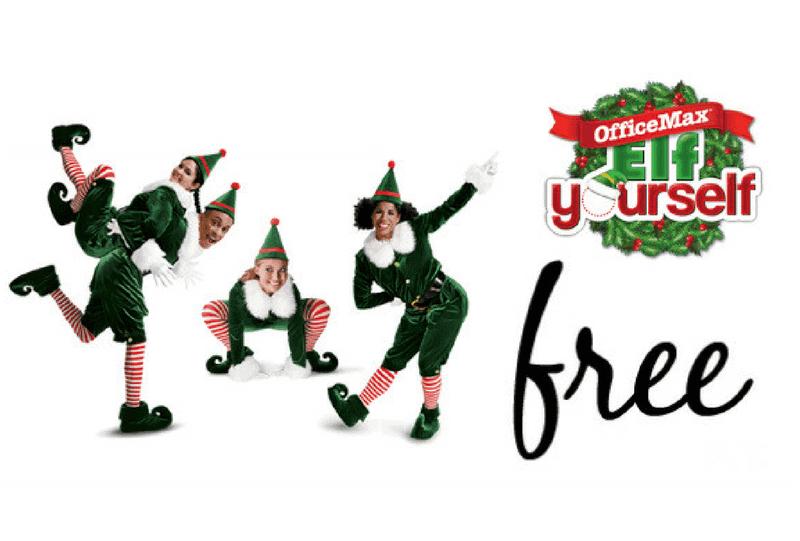 Elf Yourself Christmas Saving Tip