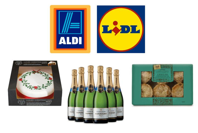 Lidl Aldi Christmas Savings