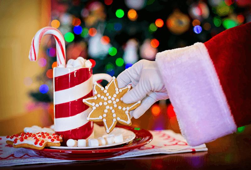 Secret Santa Christmas Savings