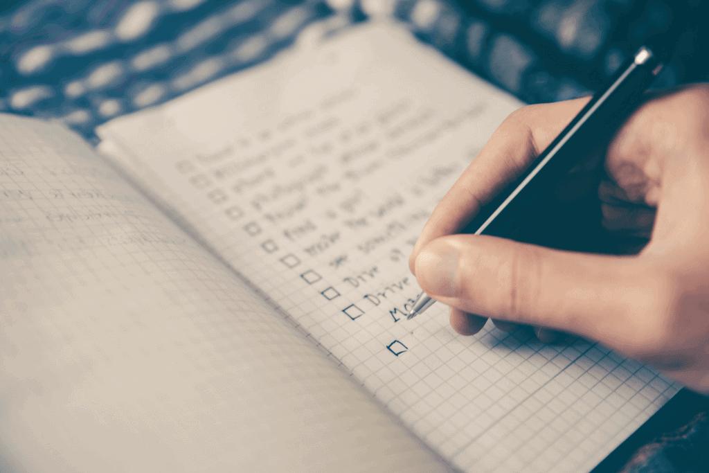 Final Salary Advice Checklist