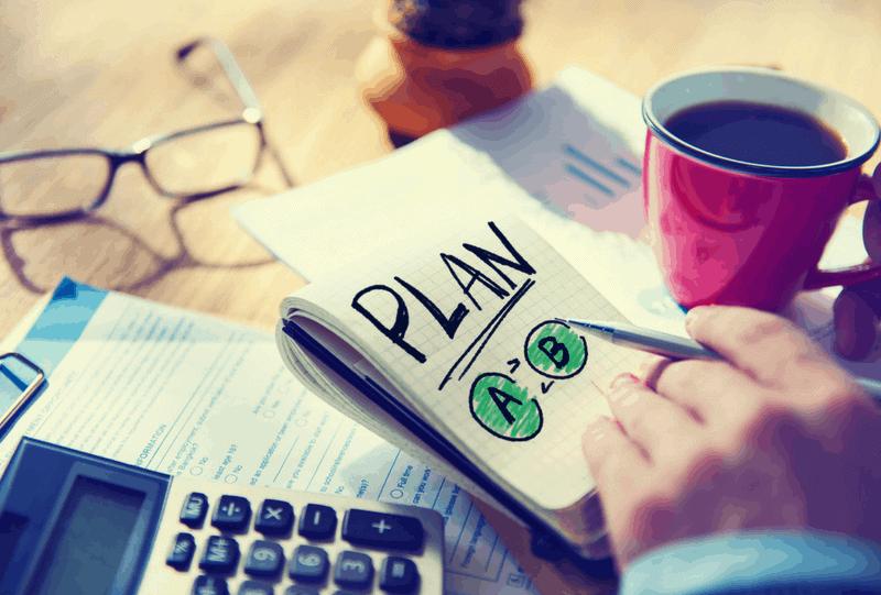 pension mistakes-failure to plan