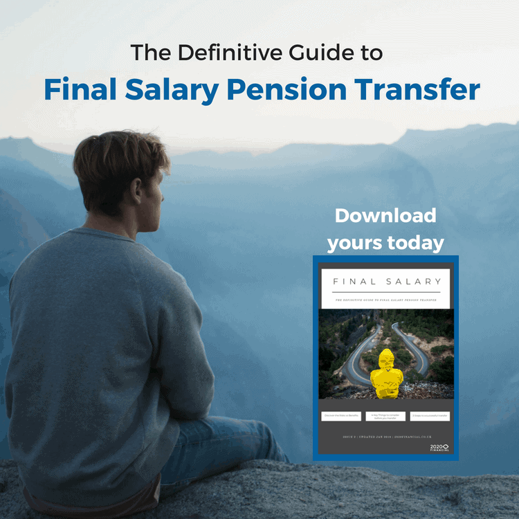 The Definitive Guide to Final Salary Pension Transfer-link to PDF