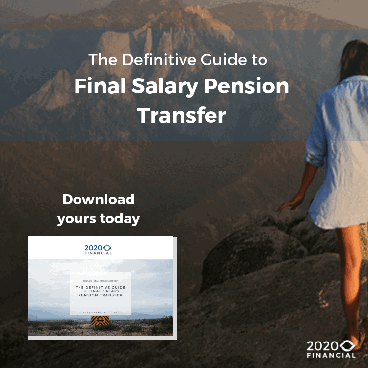 The definitive guide to final salary pensions