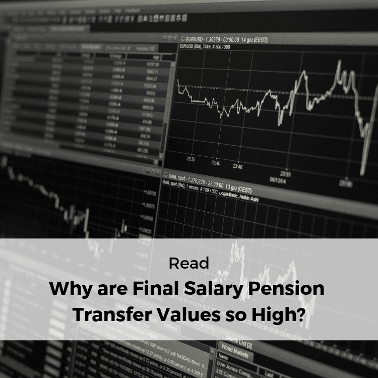Why are Final Salary transfer values so high