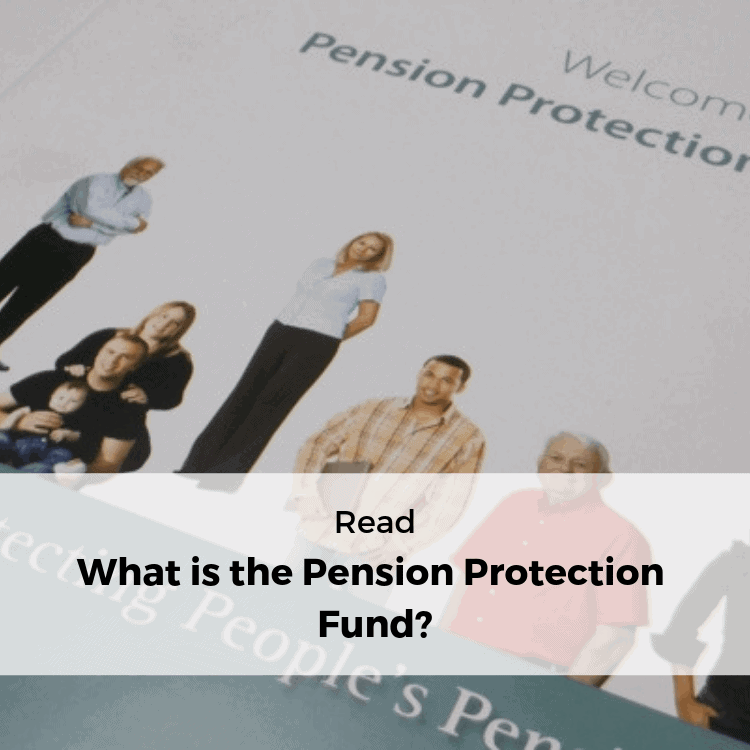 what is the pension protection fund