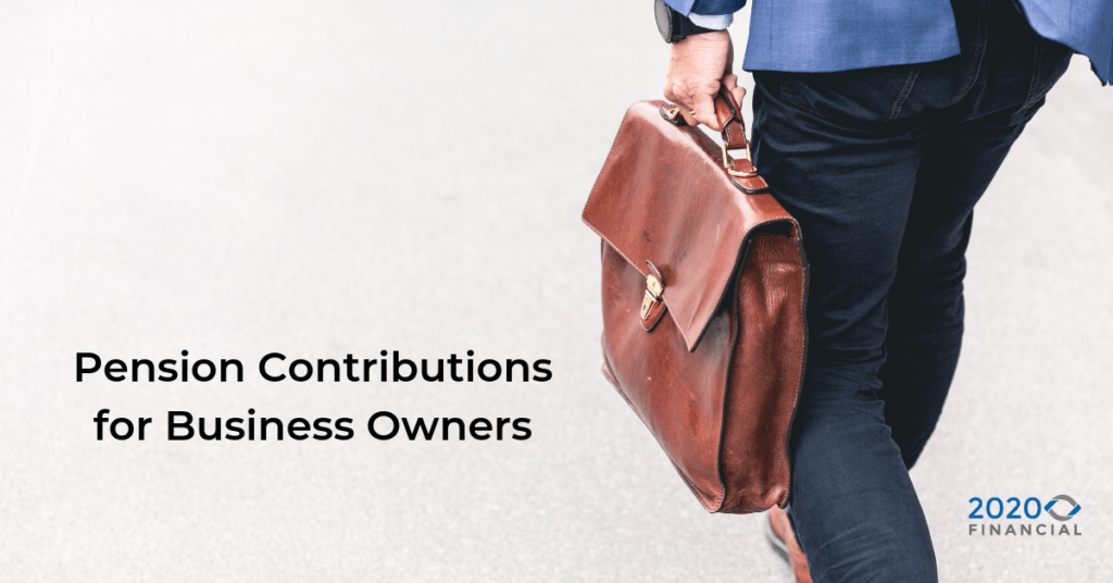 Pension Contributions for Business Owners