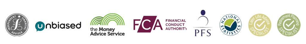 MAS-IFA-Unbiased-ONS-FCA-PFS-Logos