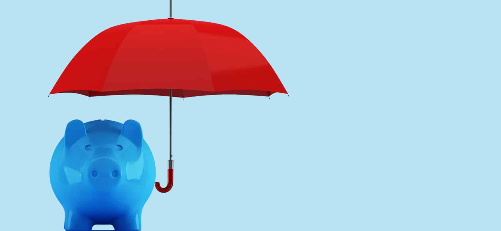 how-to-protect-your-pension-in-a-divorce_piggy-bank-umbrella