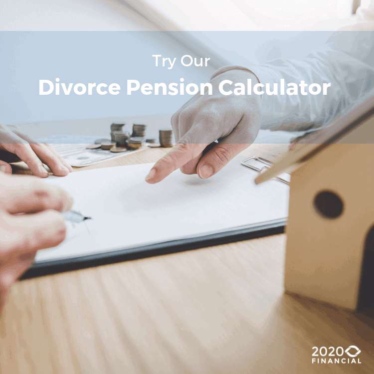 Pension Divorce Calculator-blog link
