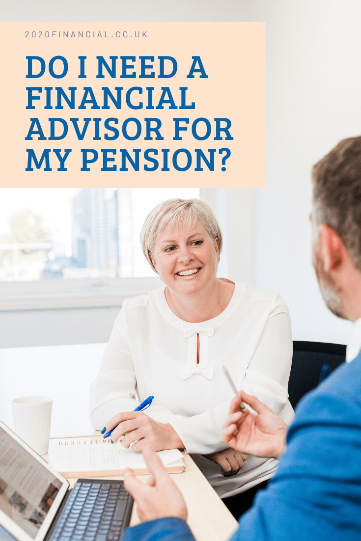 Do I Need a Financial Advisor for My Pension - Simon garber IFA pension transfer specialist