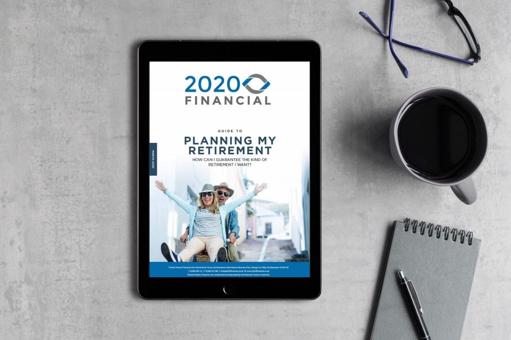 Planning my retirement guide_2020 Financial