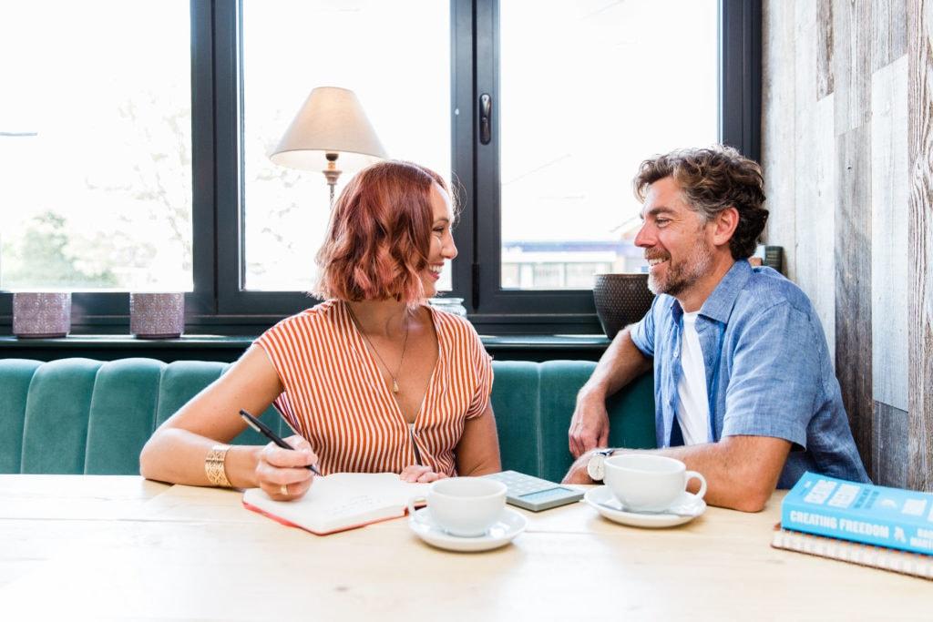 Talking to Pension Specialist Simon Garber