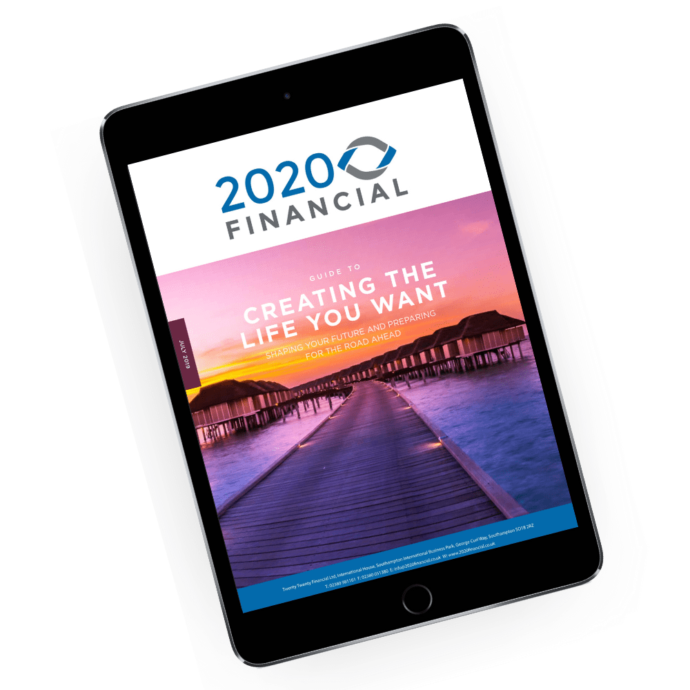 Creating the life you want_Future financial planning
