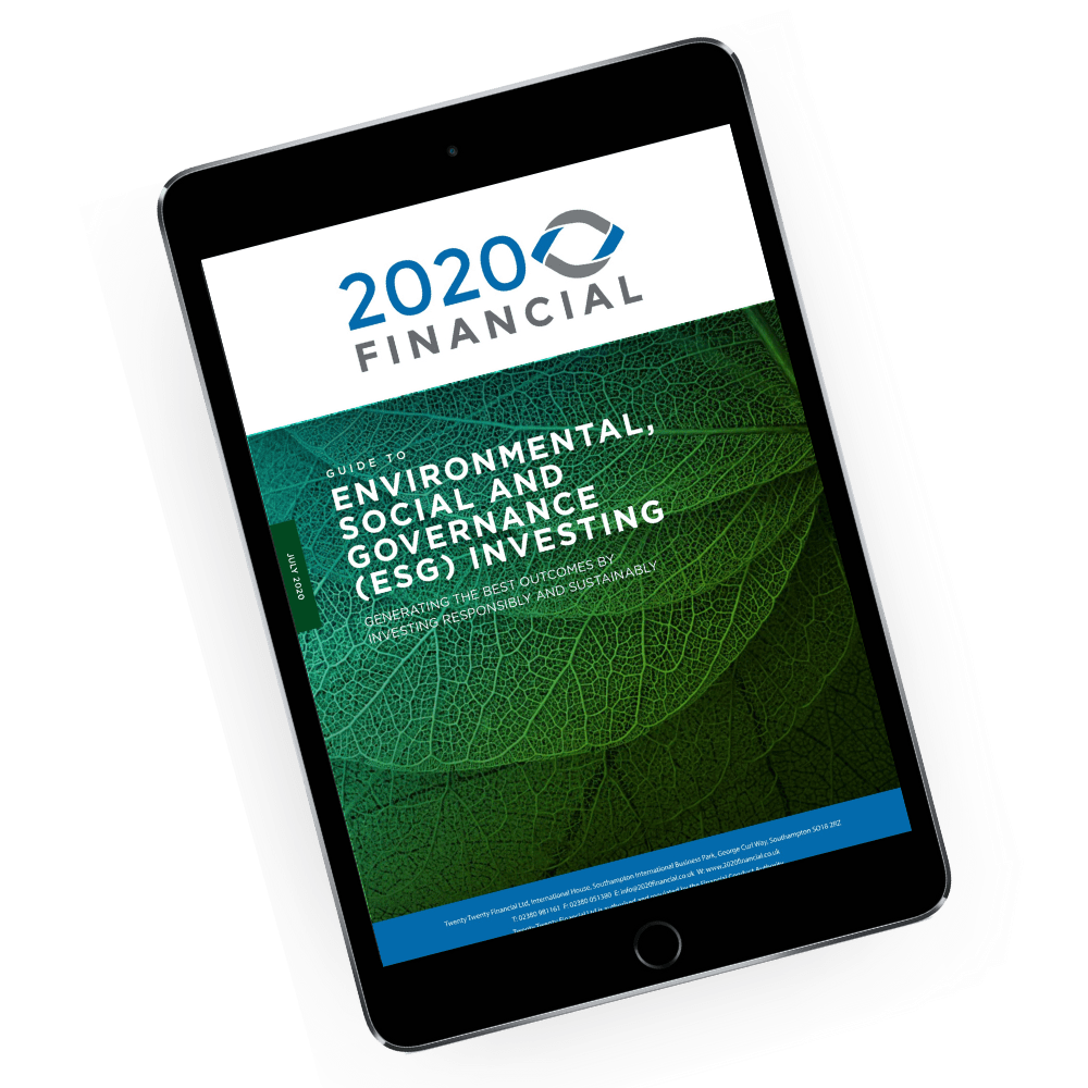 Ethical investment guide ESG investing._2020 Financial