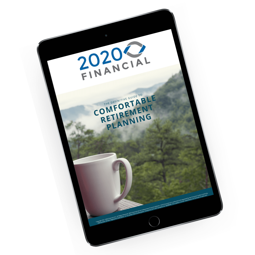 Guide to Comfortable retirement planning[PDF]