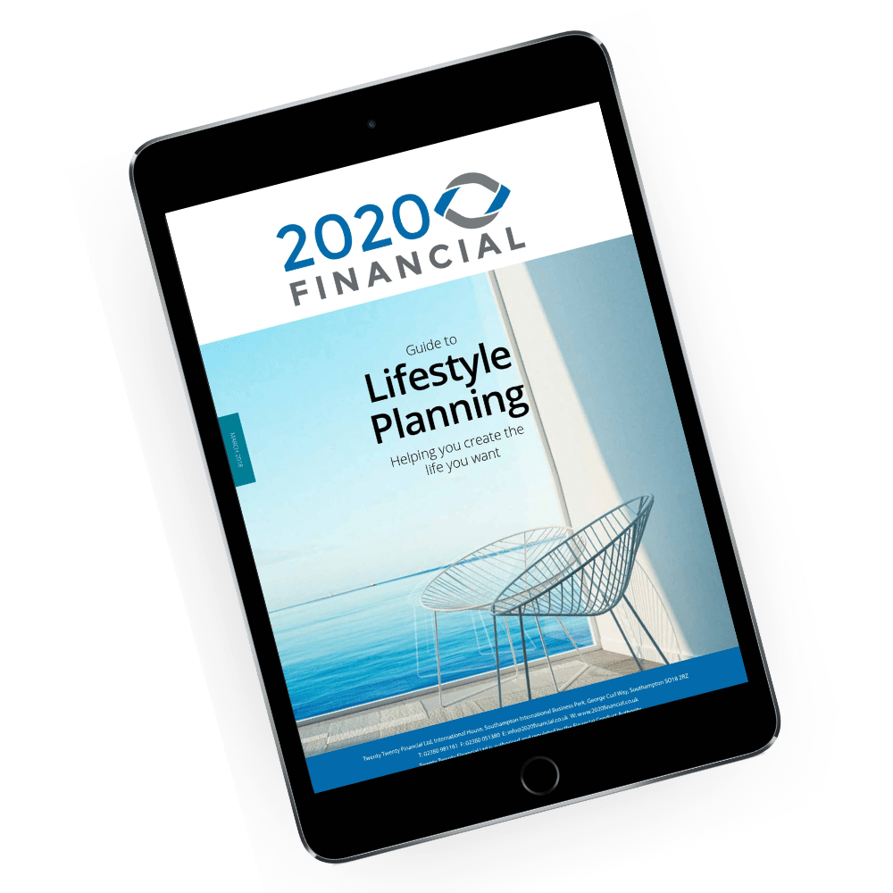 Guide to lifestyle planning_financial advice [PDF]