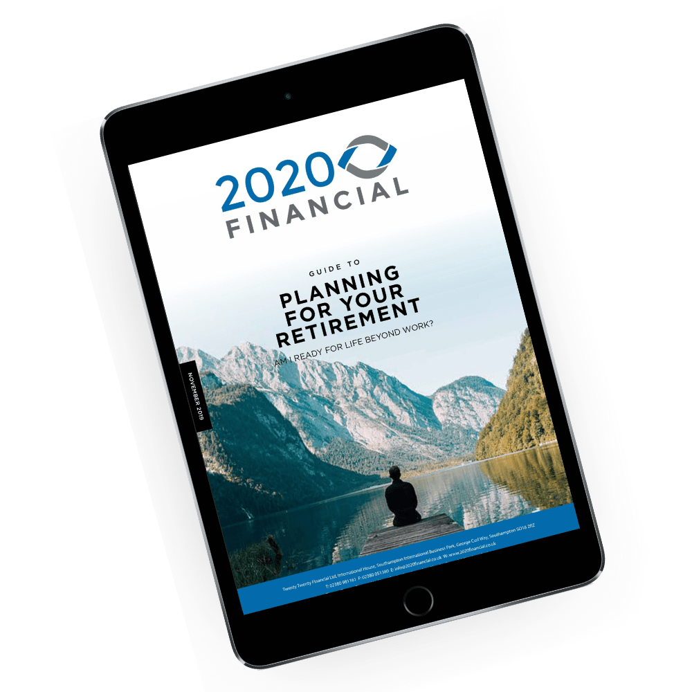Planning for your retirement guide [PDF]