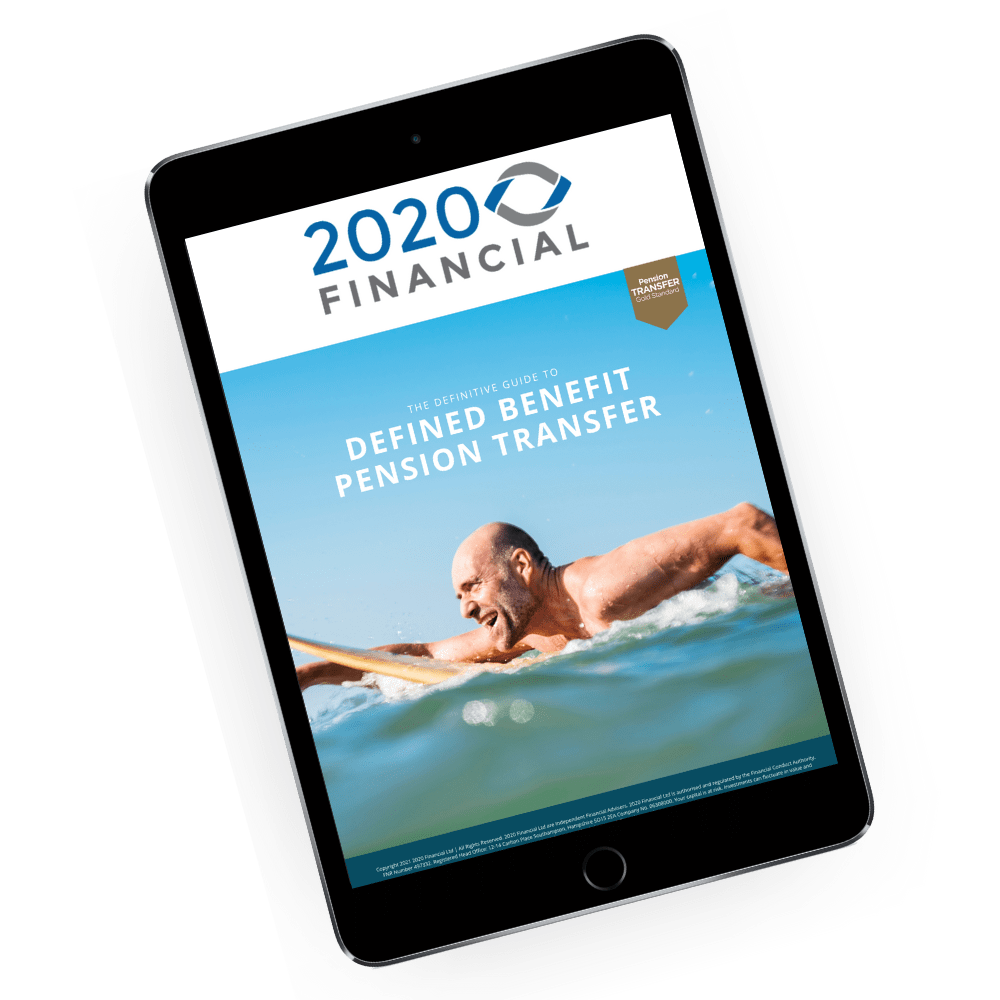 definitive guide to defined benefit pension transfer