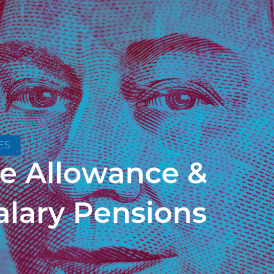 Lifetime allowance and final salary pensions