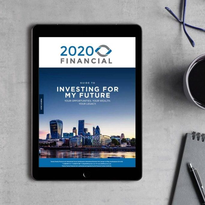 Investing for retirement-2020-financial